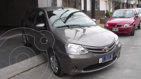 Toyota Etios Sedan XS usado (2018) color Marron precio $1.149.900