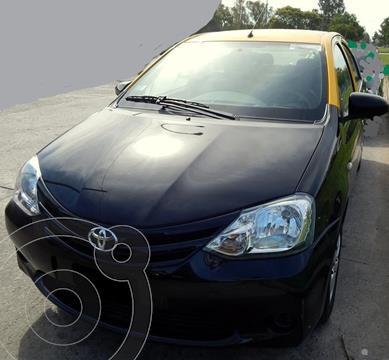 Toyota Etios Sedan XS usado (2014) color Negro precio $940.000