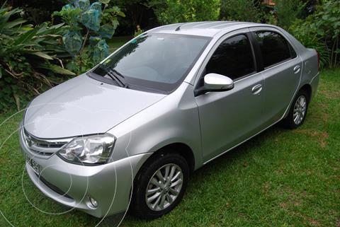 Toyota Etios Sedan XLS usado (2014) color Gris precio $930.000