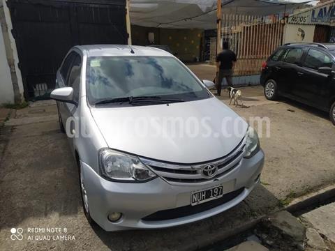 Toyota Etios Sedan XLS usado (2014) color Gris precio $690.000