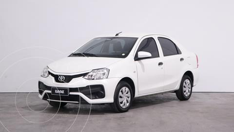 Toyota Etios Sedan X usado (2019) color Blanco precio $1.500.000