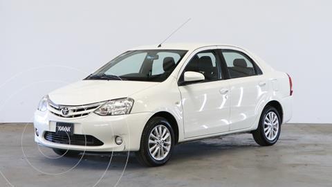 Toyota Etios Sedan XLS usado (2014) color Blanco precio $1.310.000