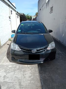 Toyota Etios Sedan XS usado (2015) color Negro precio $970.000