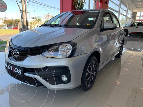 Toyota Etios Sedan XLS Aut nuevo color A eleccion precio $2.183.000
