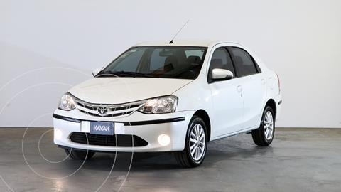 Toyota Etios Sedan XLS usado (2015) color Blanco Perla precio $1.110.000