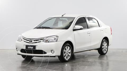 Toyota Etios Sedan XLS Aut usado (2017) color Blanco precio $1.570.000