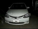 Toyota Etios Sedan XLS 2015/2016 usado (2015) color Blanco precio $47.000