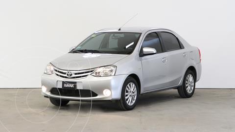 Toyota Etios Sedan XLS usado (2014) color Gris precio $1.090.000