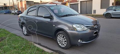 Toyota Etios Sedan XLS usado (2014) color Gris precio $1.350.000