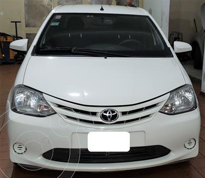 Toyota Etios Sedan XS usado (2014) color Blanco precio $845.000