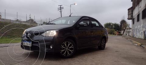 Toyota Etios Sedan XLS usado (2018) color Negro precio $1.260.000
