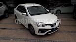 Foto venta Auto Usado Toyota Etios Sedan Platinum Aut (2017) color Blanco precio $250.000