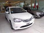 Foto venta Auto Usado Toyota Etios Sedan Platinum (2016) color Blanco precio $370.000