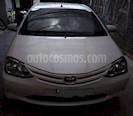 Foto venta Auto usado Toyota Etios Sedan X (2014) color Blanco