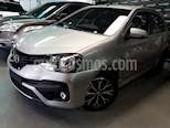 Foto venta Auto usado Toyota Etios Sedan XLS Aut (2019) color Gris Claro precio $598.998