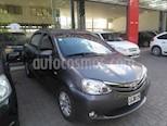 Foto venta Auto usado Toyota Etios Sedan XLS (2014) color Gris Oscuro precio $305.000