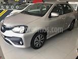 Foto venta Auto usado Toyota Etios Sedan XLS (2019) color Gris Claro precio $641.600