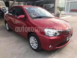 Foto venta Auto usado Toyota Etios Sedan XLS (2015) color Rojo precio $455.000