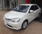 Foto venta Auto usado Toyota Etios Sedan XLS (2015) color Blanco precio $123.456