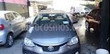 Foto venta Auto usado Toyota Etios Sedan XLS (2017) color Gris Oscuro precio $425.000