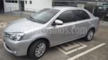 Foto venta Auto usado Toyota Etios Sedan XLS (2015) color Gris Plata  precio $450.000