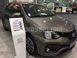 Foto venta Auto usado Toyota Etios Sedan XLS (2019) color Gris Oscuro precio $610.000