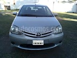 Foto venta Auto usado Toyota Etios Sedan XS (2014) color Gris Claro precio u$s7.179