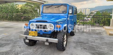 Toyota FJ Cruiser 4.0 Mec usado (1973) color Azul precio $50.000.000