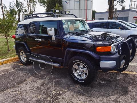 Toyota FJ Cruiser Premium usado (2010) color Negro precio $360,000