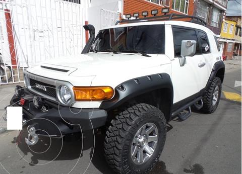 Toyota FJ Cruiser 4.0L usado (2015) color Blanco precio u$s25,000