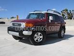Foto venta Auto usado Toyota FJ Cruiser Premium (2008) color Rojo precio $290,000