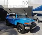 Foto venta Auto usado Toyota FJ Cruiser Premium (2008) color Azul Cielo precio $295,000