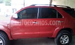 Toyota Fortuner 4.0L Aut 4x2 usado (2008) color Rojo precio u$s16.500