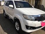 Foto venta carro usado Toyota Fortuner 4x4 (2014) color Blanco precio u$s25.500