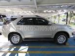 Foto venta Carro usado Toyota Fortuner Urbana 2.7L 4x2  (2014) color Plata precio $82.900.000