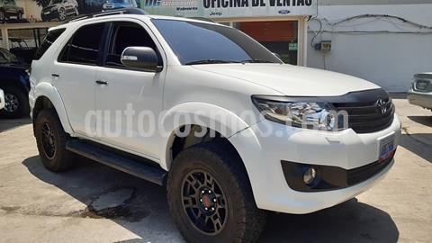 Toyota Fortuner 4x4 usado (2017) color Blanco precio BoF39.000