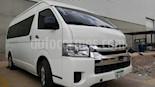 Foto venta Auto usado Toyota Hiace 2.7L Bus 15 Pas (2015) color Blanco precio $309,000