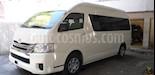 Foto venta Auto usado Toyota Hiace 2.7L Bus 15 Pas (2017) color Blanco precio $415,000