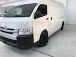 Foto venta Auto usado Toyota Hiace 2.7L Van Super Larga (2018) color Blanco precio $349,900