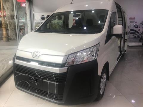 Toyota Hiace L2H2 2.8 TDI Aut nuevo color Blanco precio u$s36.820