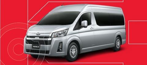 Toyota Hiace Commuter 2.8 TDI Aut 14 pas nuevo color Blanco precio u$s45.360