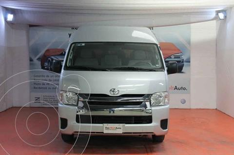 foto Toyota Hiace 2.7L Panel Super Larga usado (2019) color Blanco precio $440,000