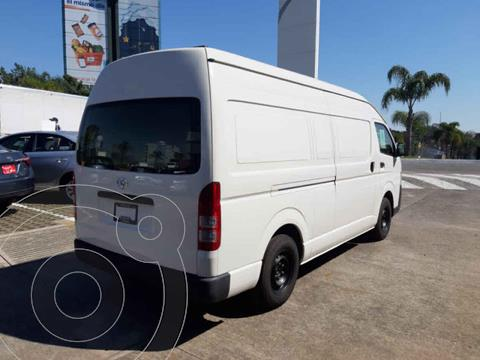 Toyota Hiace 2.7L Panel Super Larga usado (2019) color Blanco precio $390,000