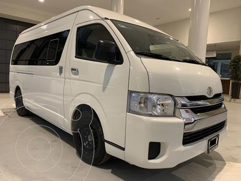 Toyota Hiace 3.5L 12 Pasajeros usado (2019) color Blanco precio $459,000