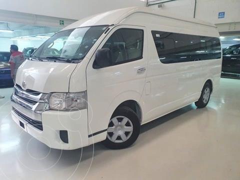 Toyota Hiace 3.5L 12 Pas usado (2019) color Blanco precio $444,100