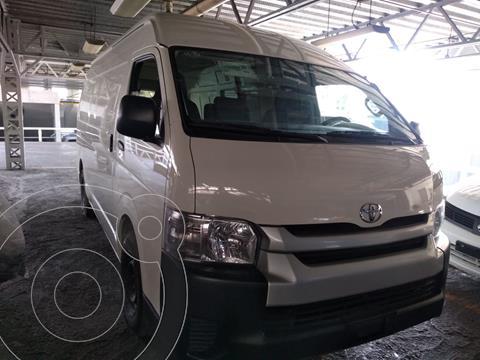 Toyota Hiace 2.7L Panel Larga usado (2019) color Blanco precio $355,000