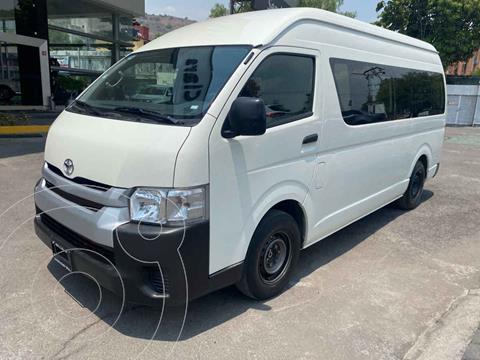 Toyota Hiace 2.7L Ventanas Superlarga usado (2019) color Blanco precio $415,000