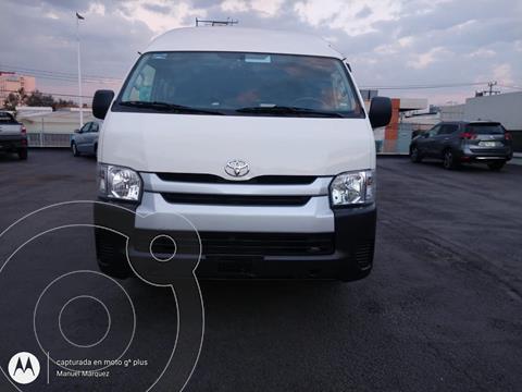 Toyota Hiace 2.7L Van Super Larga usado (2019) color Blanco precio $420,000