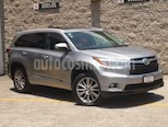 Foto venta Auto usado Toyota Highlander 5p Limited PR V6/3.5 Aut (2016) color Plata precio $495,000
