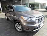 Foto venta Auto usado Toyota Highlander 5p Limited V6/3.5 Aut (2015) color Gris precio $370,000